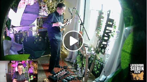 SIEBEN | Konzert Livestream + Übertragung im Kult41