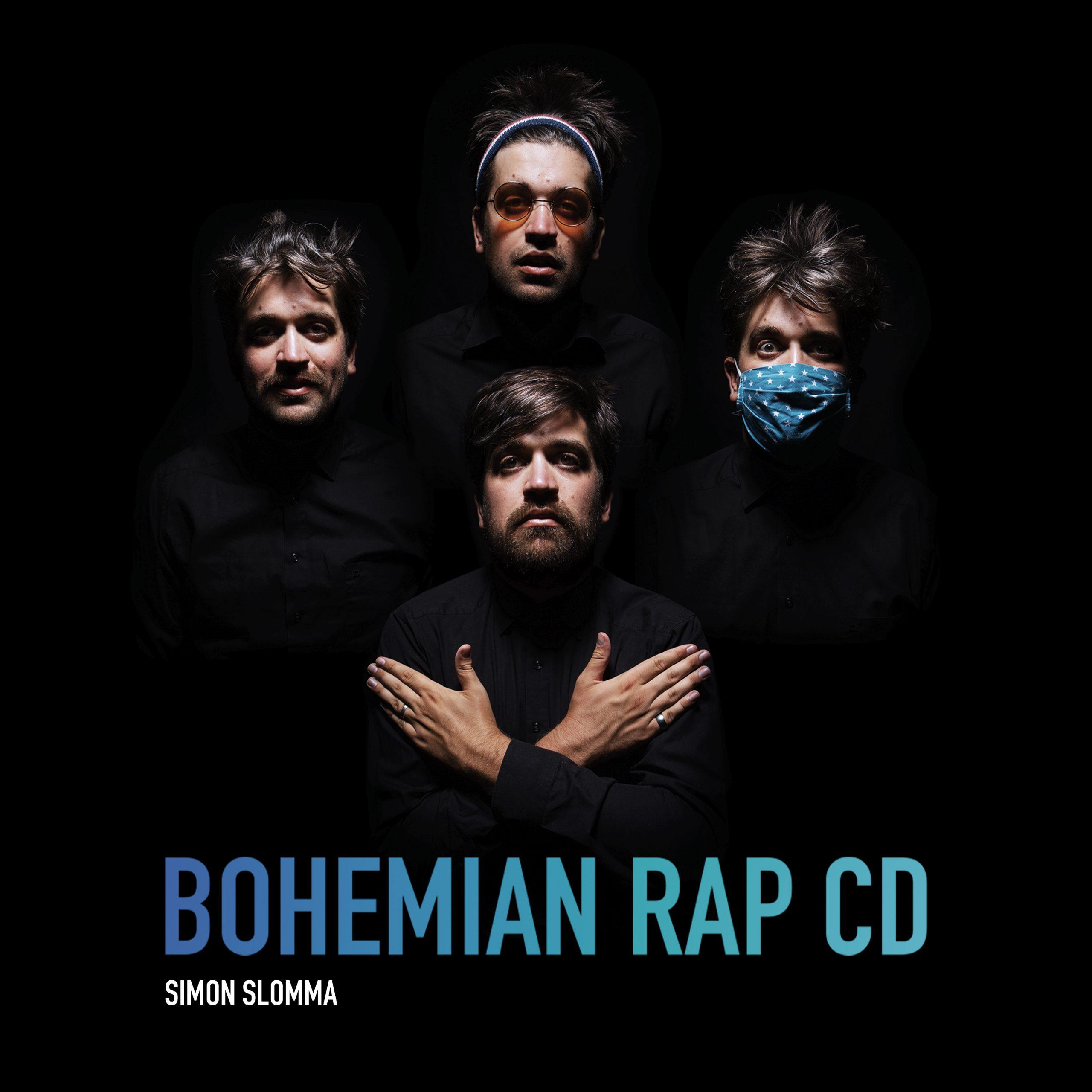 Simon Slomma - Bohemian Rap CD (realease Show)