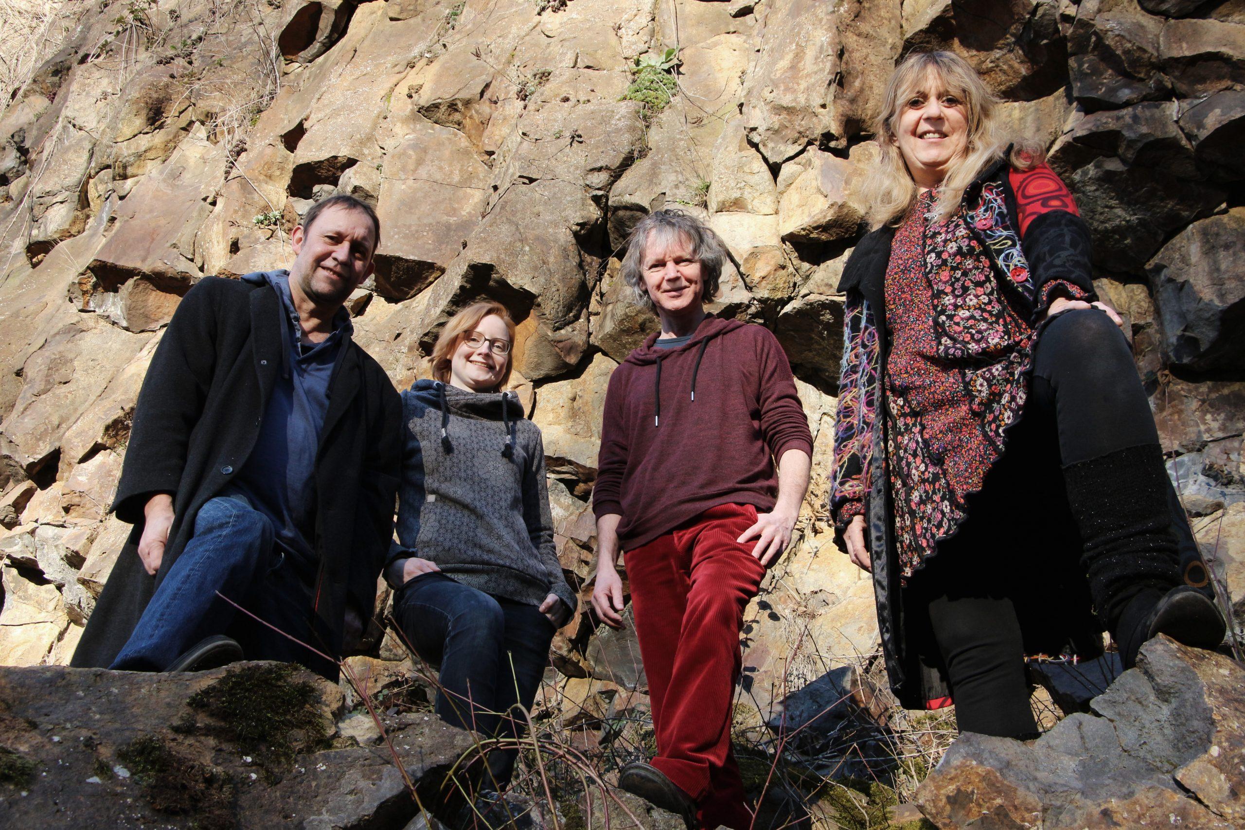 Release Konzert mit der Bonner Band Unverwüstbar