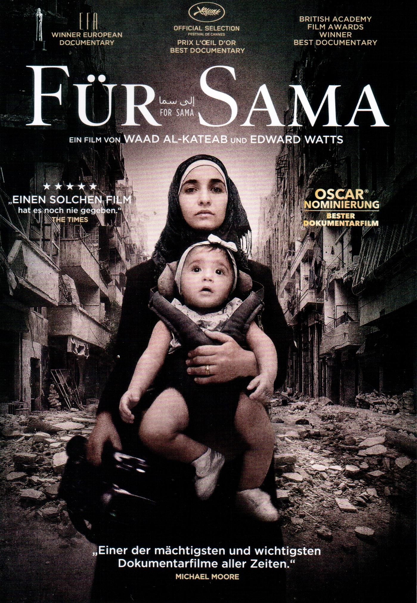 """Filmvorführung: """"Für Sama"""""""