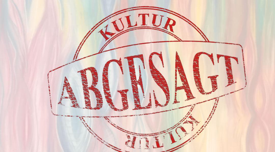 "ABGESAGT: Vernissage CLAUDIA WILDE ""Am Anfang war das Blau"""