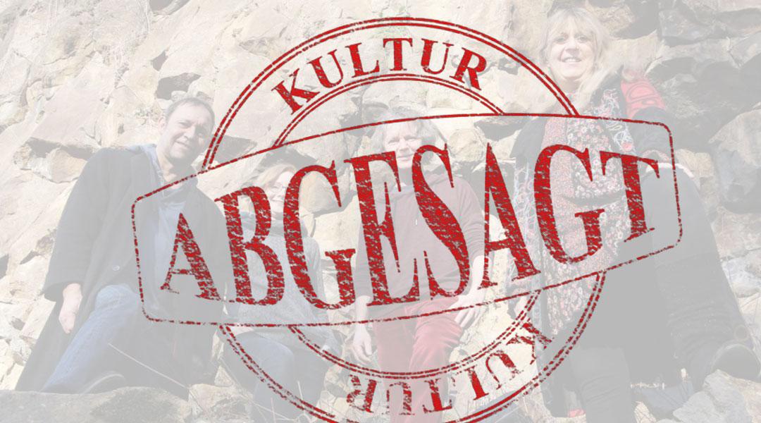 ABGESAGT: Release Konzert mit der Bonner Band Unverwüstbar