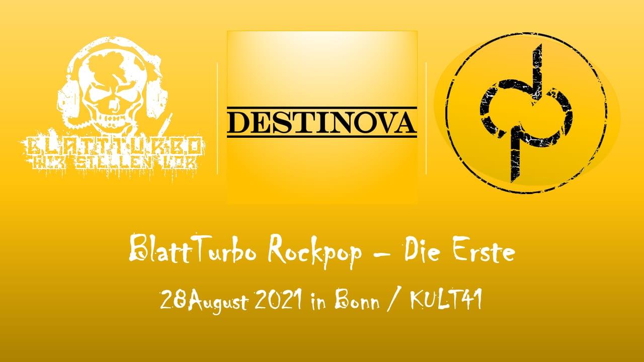 Druckphase und Destinova