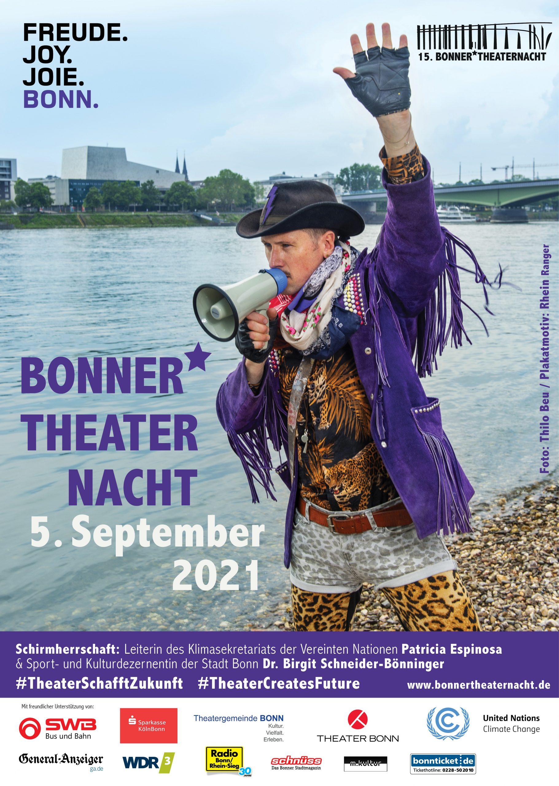 Die Bonner Theaternacht