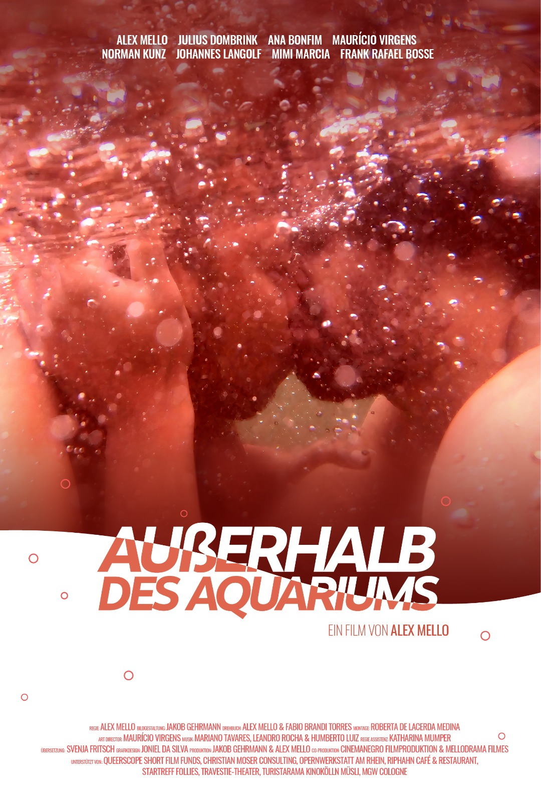 Kurzfilm: Außerhalb des Aquariums