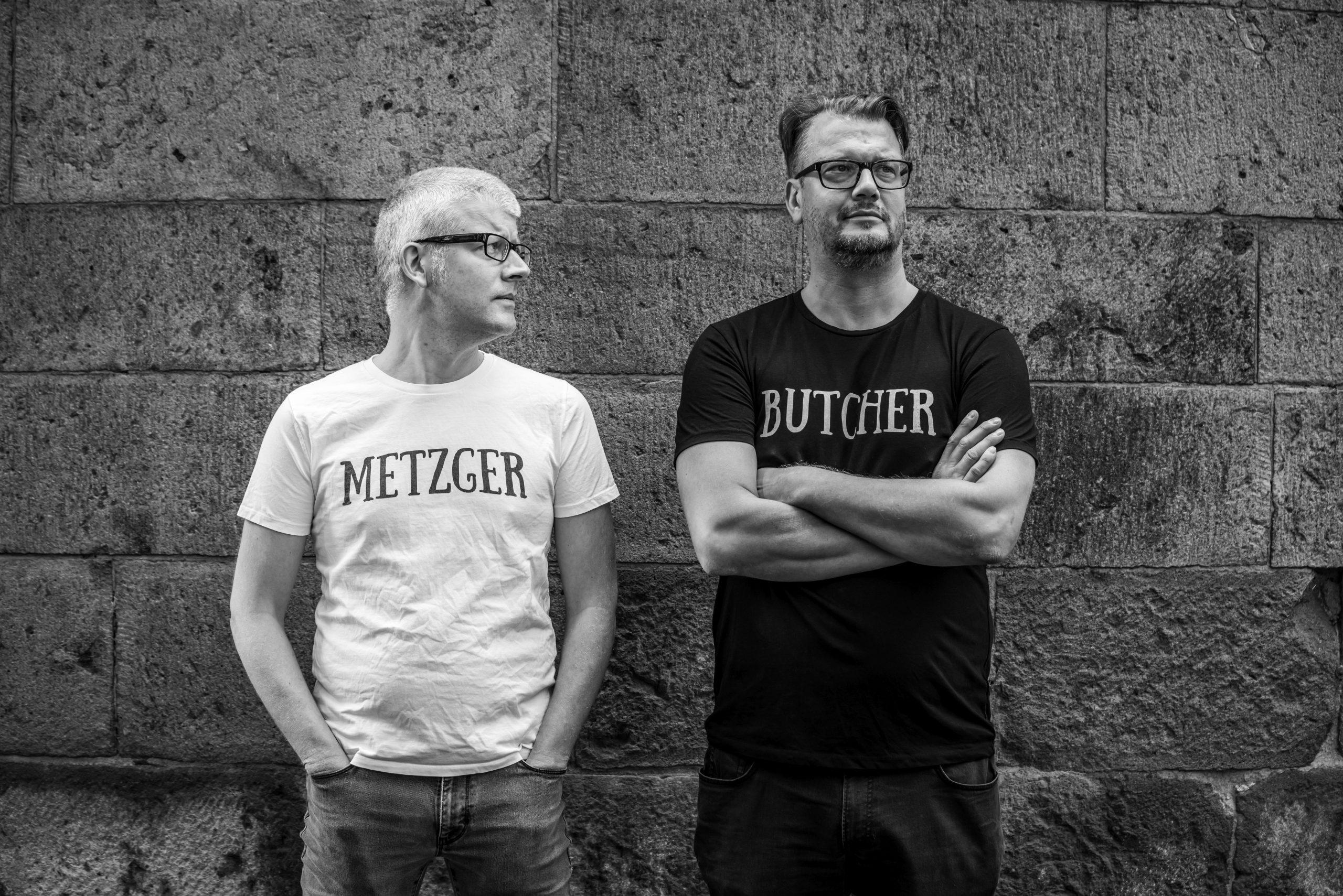 MetzgerButcher und KW!RL
