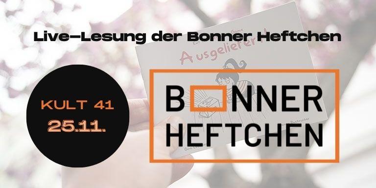 Theater Tumult: Bonner Heftchen